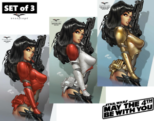 SOLD-OUT-GRIMM-FAIRY-TALES-MAY-THE-4TH-TROOPER-VIP-EXCLUSIVE-SET-PAUL-GREEN