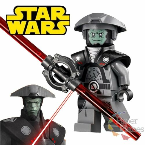 Fifth Brother Fallen Jedi Maßgeschneidert Minifigur Passt Lego Star Wars X399