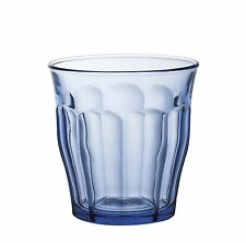 Duralex 31 cl Picardie Tumbler, Pack of 12 Marine Blue - 310ml