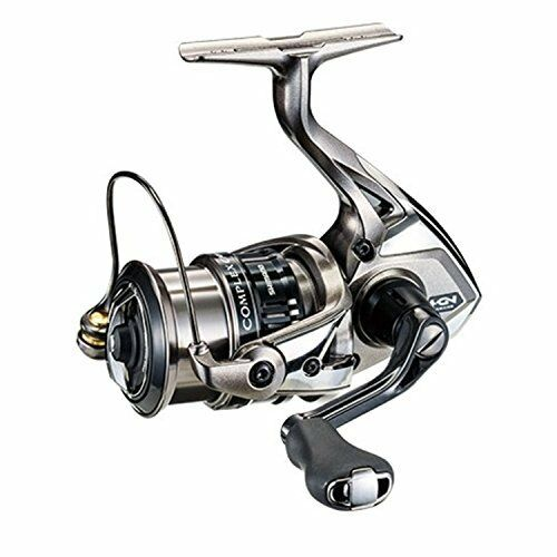 Shimano Complex CI4+ C2500S F4 HG HAGANE X-SHIP High Gear Model For Bass Fishing