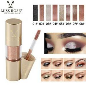 Metallic-Shiny-Glitter-Eyes-Eyeshadow-Waterproof-Glitters-Liquid-Eyeliner-Makeup