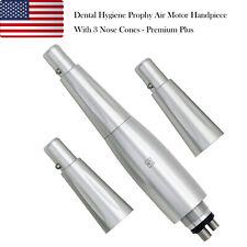 Us Dental Hygiene Prophy Handpiece 4 Holes Air Motor Handpiece