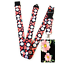 Beautiful-FLOWERS-Standard-size-ID-badge-holder-and-lanyard-neck-strap-gift thumbnail 73