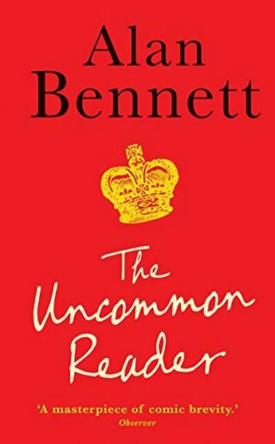THE UNCOMMON READER ALAN BENNETT (FABER & FABER 2008) COMIC FICTION/USED/PB