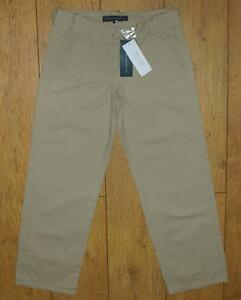 "Bnwt Women/'s French Connection Trousers Jeans L28/"" RRP£45 Short Leg Wash /& Wear"