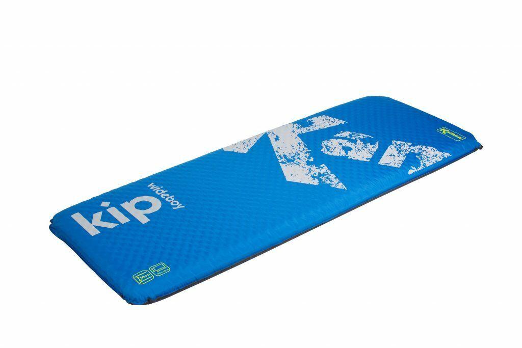 Kampa Kip Single Self Inflating Mat Wideboy 10cm