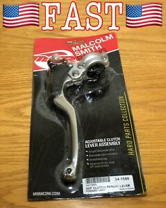 ProTaper Sport Adjustable Quick Adjust on the Fly Clutch Perch and Lever Black