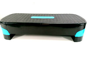 tapiro-FITNESS-STEPPER-doppelt-verstellbar-Workout-Heimtrainer-Aerobic-9393