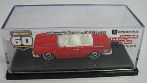 Matchbox-Deutsche-Spezial-VW-Volkswagen-Karmann-Leipzig-Toy-Show-2013-Crystal-Case