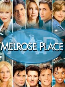 MELROSE PLACE Show 80's & 90's Posters Teen TV Movie Poster