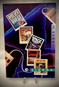 Vintage-1988-Sierra-Video-Game-Catalog-MPH-680-24-Pages