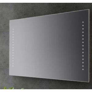 Specchio bagno design filo lucido retroilluminato led 100x70 cm | eBay