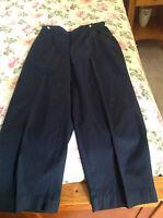 Talbots Womens Cotton Pants Size 10