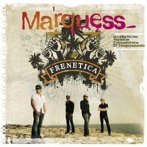 Marquess-Frenetica-2007-CD