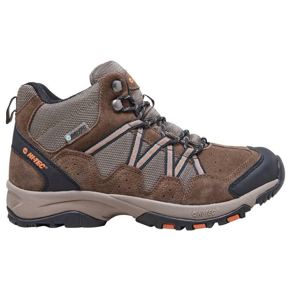 New Hi-Tec Men's Dexter Mid Walking Boot Walking Boots