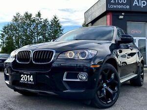 2014 BMW X6 35i X- Drive AWD