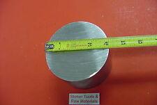 "4"" ALUMINUM ROUND 6061 ROD 4.5"" LONG T6511 Solid Lathe Bar Stock 4.0"" Diameter"