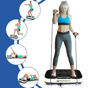 Vibration Plate with Handle