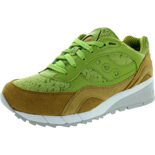 Saucony Mens Shadow 6000 Suede Comfort Trainers Fashion Sneakers Shoes BHFO 0895