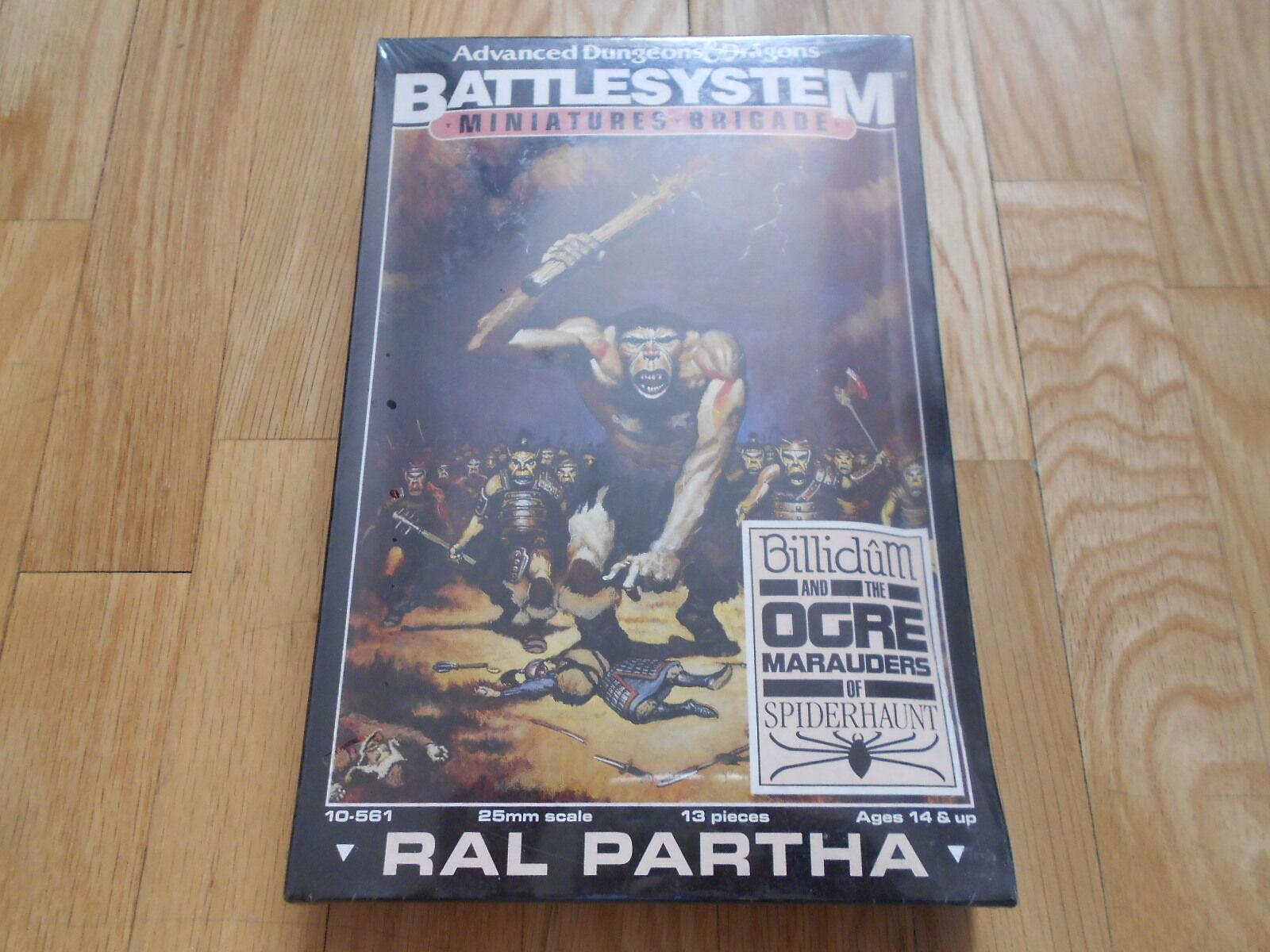 Battlesystem Ad&d -  Billidum - Ral Partha 10-561 - Miniatures Brigade  les clients d'abord