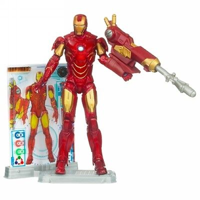 Y96024 Comansi Ironman Figure on Base 10cm Collectable Figurine Marvel Avengers
