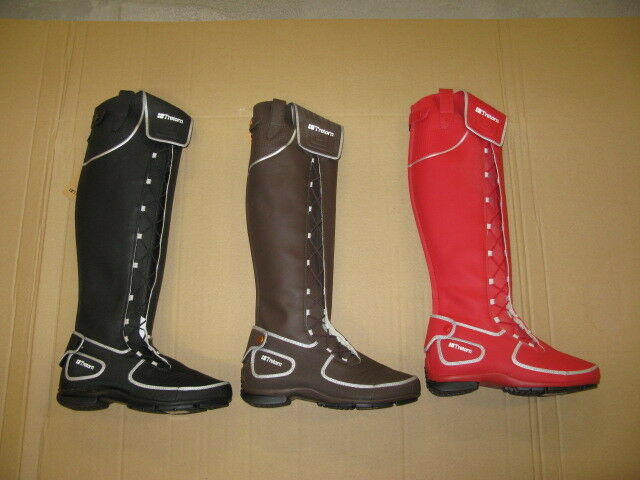 TRETORN EQUESTRIAN Stiefel schwarz EXTENDED FIT SALE