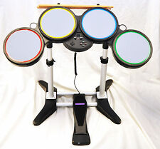 NEW Nintendo Wii-U/Wii ROCK BAND Wireless Drum Set kit 2 3 4 Beatles guitar hero