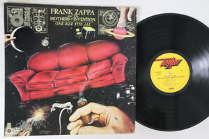 Lp Frank Zappa Amp The Mothers One Size Fits All P10045d