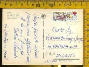 Repubblica-Francobollo-Commemorativo-Isolato-ad-041