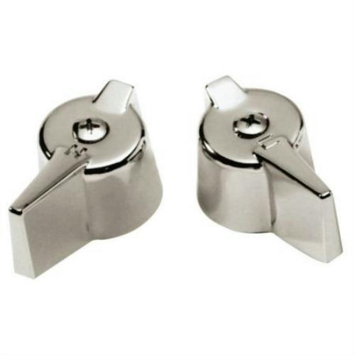 Master Plumber 5909C Lav//Sink Chrome Faucet Handles for Gerber 819 604