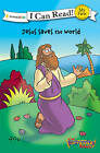 The Beginner's Bible Jesus Saves the World by Zondervan (Paperback, 2008)