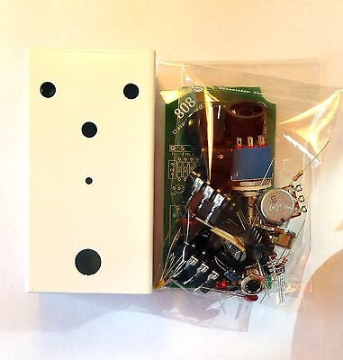 DIY T-Screamer Overdrive Effect pedal >>>COMPLETE KIT<<<  (JRC4558D)