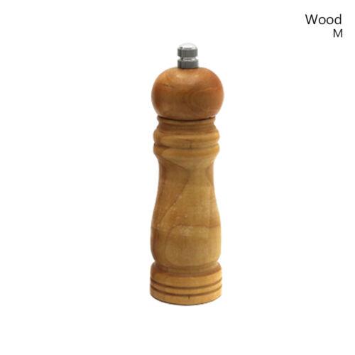 """Pepe Sale Stagionatura Macinino di legno Macinapepe 5-8/"""" Strumenti per cucinare"""