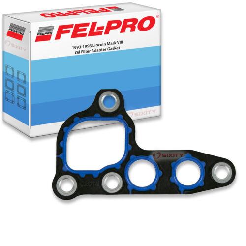 bf Fel-Pro Oil Filter Adapter Gasket for 1993-1998 Lincoln Mark VIII FelPro