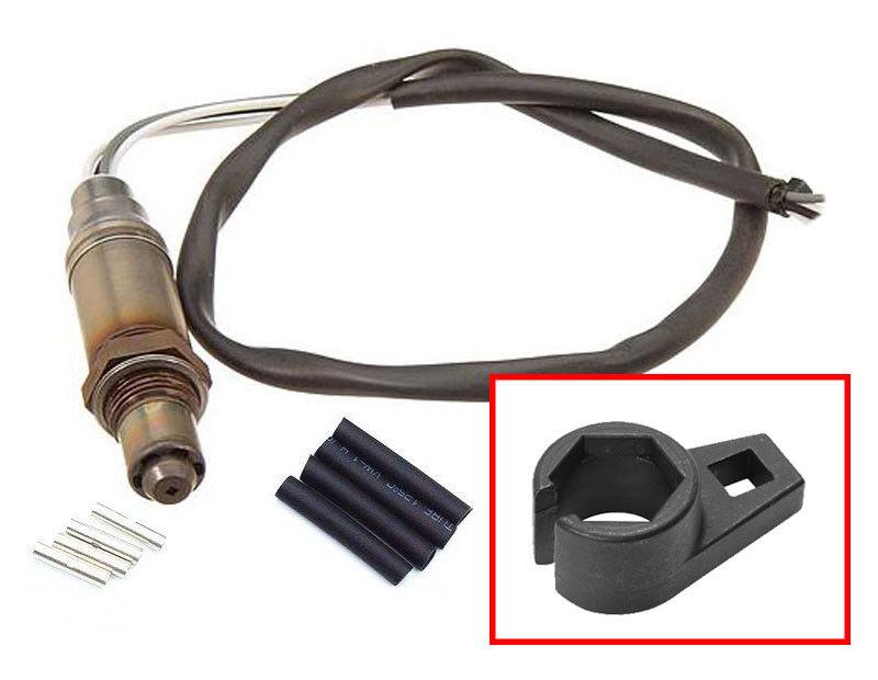 Universal Lambda Trasero Sensor de Oxígeno Lsu4-0496k + Especialista Ajuste Tool