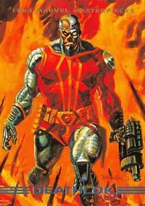 DEATHLOK-1993-Marvel-Masterpieces-BASE-Trading-Card-71