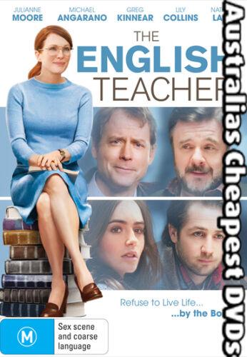 1 of 1 - The English Teacher DVD NEW, FREE POSTAGE WITHIN AUSTRALIA REGION 4