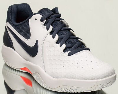 Nike Air Zoom Resistance men tennis shoes NEW white thunder blue 918194 148 | eBay