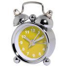 Hama 00113926 Alarm Clock Mini Nostalgia Yellow