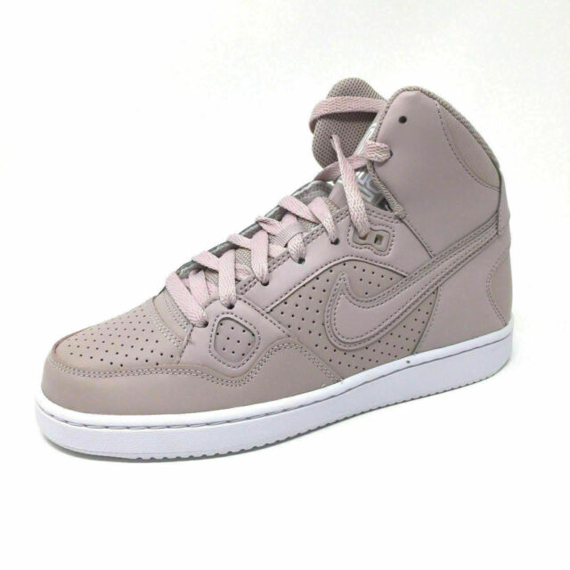 Nike Son of Force Mid Womens Sz 7 Rose