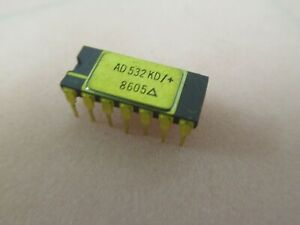 AD532KD-ANALOG-DEVICES-Internally-Trimmed-Integrated-Circuit-Multiplier-GOLD