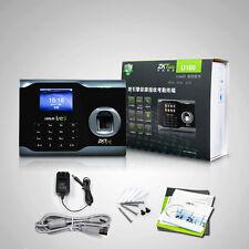 Zksoftware 3'' Screen U160 Biometric Anti-fake WIFI Fingerprint Time Attendance