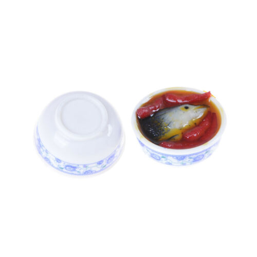 1:6 Scale Dollhouse Miniature Chinese Play Food Toy Doll Food MiniaturFO L/_gu
