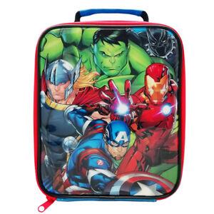 Official Marvel Avengers Hulk Panther Iron Man Kids Blue
