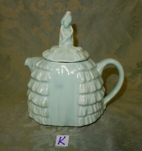 Vintage-Art-Deco-Sadler-Ye-Daintee-Ladyee-Teapot-no-824571-K