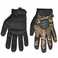 Klein Tools 40210 Journeyman Camouflage Gloves, Size Extra Large Xl