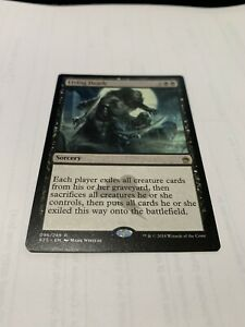 Living-Death-Masters-25-Black-Rare-MAGIC-THE-GATHERING-MTG-CARD-FRESH-PACK