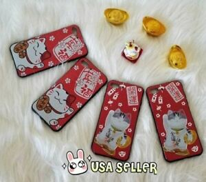 Lucky-Cat-Soft-TPU-Case-Cover-for-iphone-7plus-amp-8plus