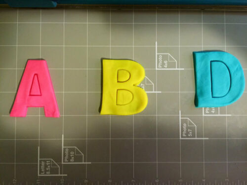 Select What You Need Alphabet Cookie Cutter