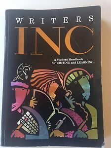 Details about Writers Inc Write Source Student Handbook English High School  Middle